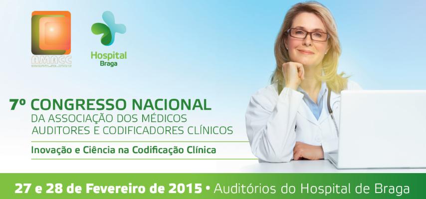 hospital-de-braga-7º Congresso Nacional dos Médicos Auditores e Codificadores Clínicos