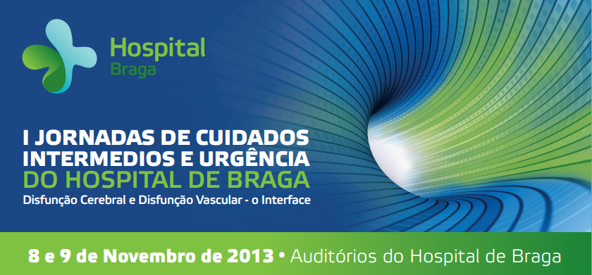 hospital-de-braga-I Jornadas de Cuidados Intermédios e Urgência do Hospital de Braga
