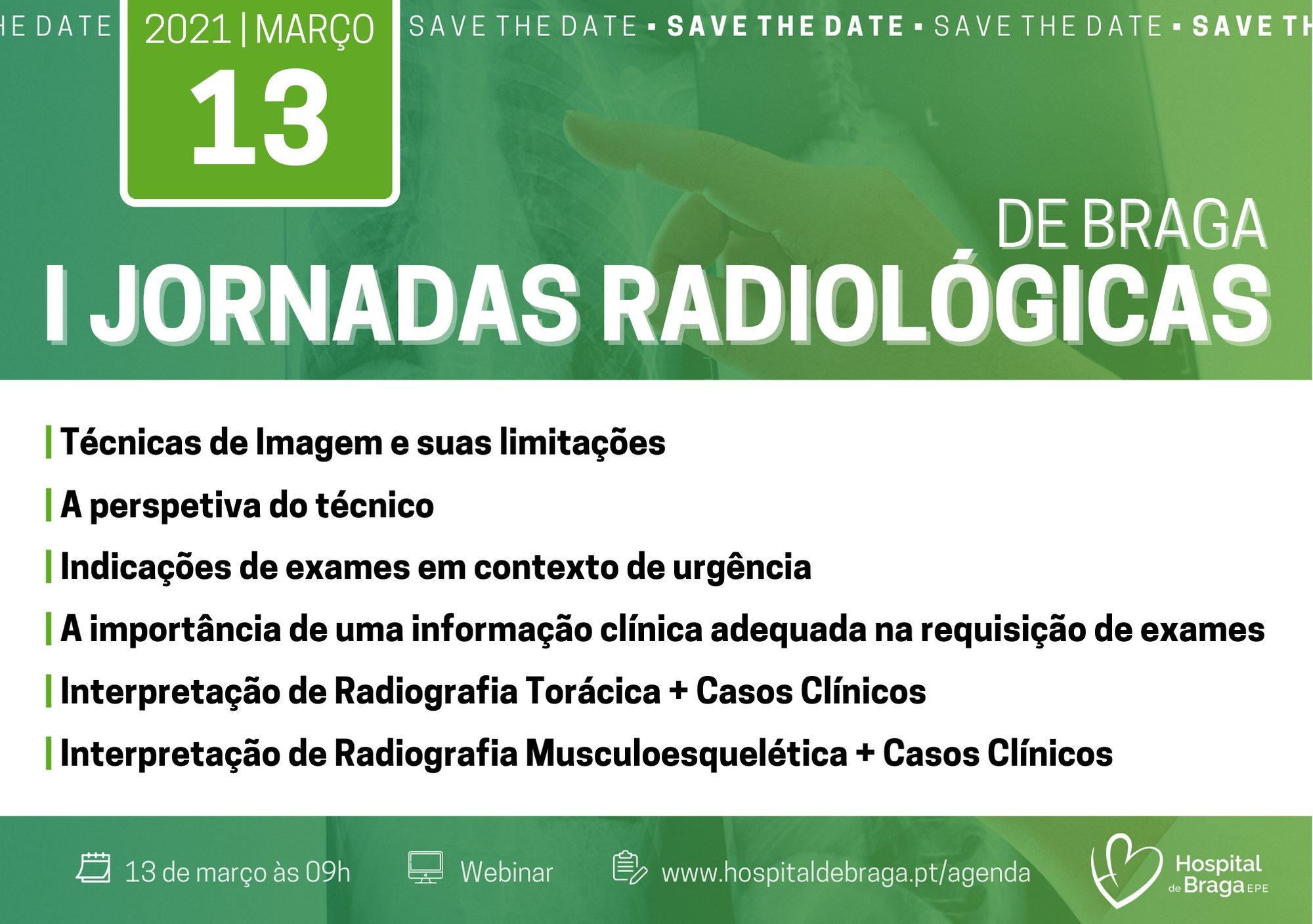 hospital-de-braga-I Jornadas Radiológicas de Braga [Webinar]