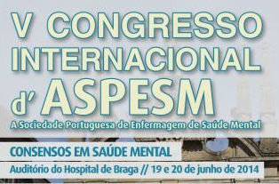 hospital-de-braga-V Congresso Internacional Sociedade Portuguesa de Enfermagem de Saúde Mental