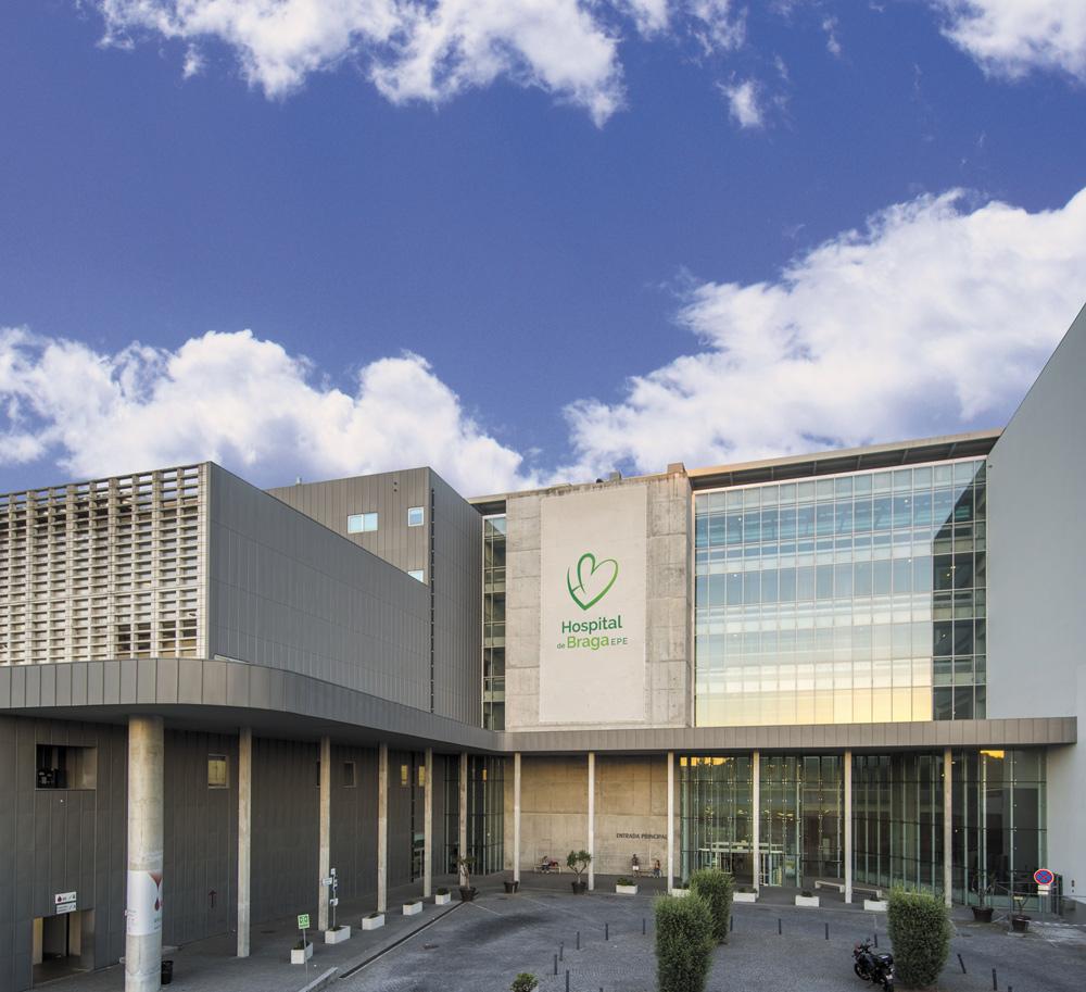 hospital-de-braga-Aprovada candidatura para projeto de modernização digital no Hospital de Braga