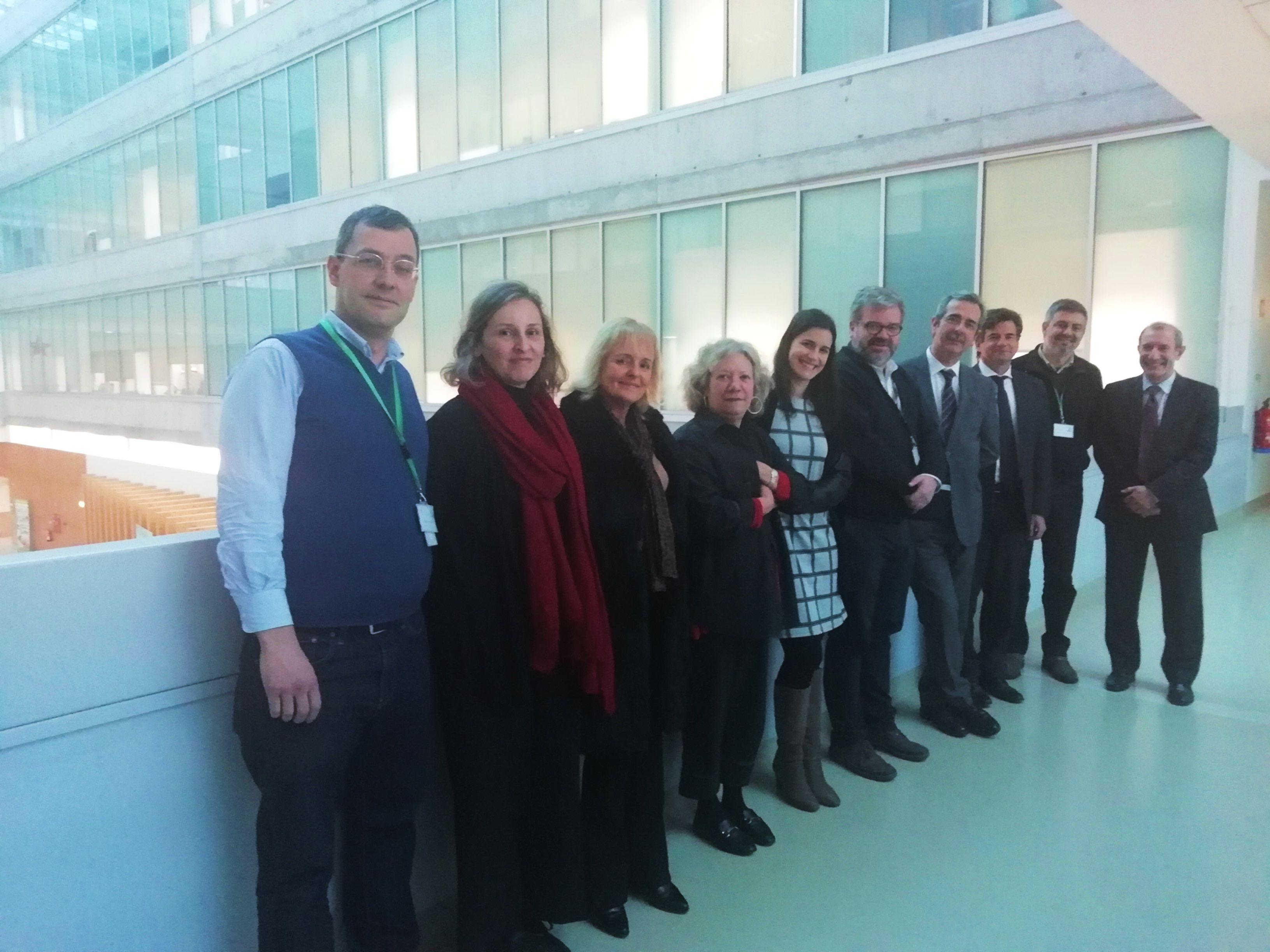 hospital-de-braga-Centro Hospitalar Lisboa Norte visitou 2CA-Braga
