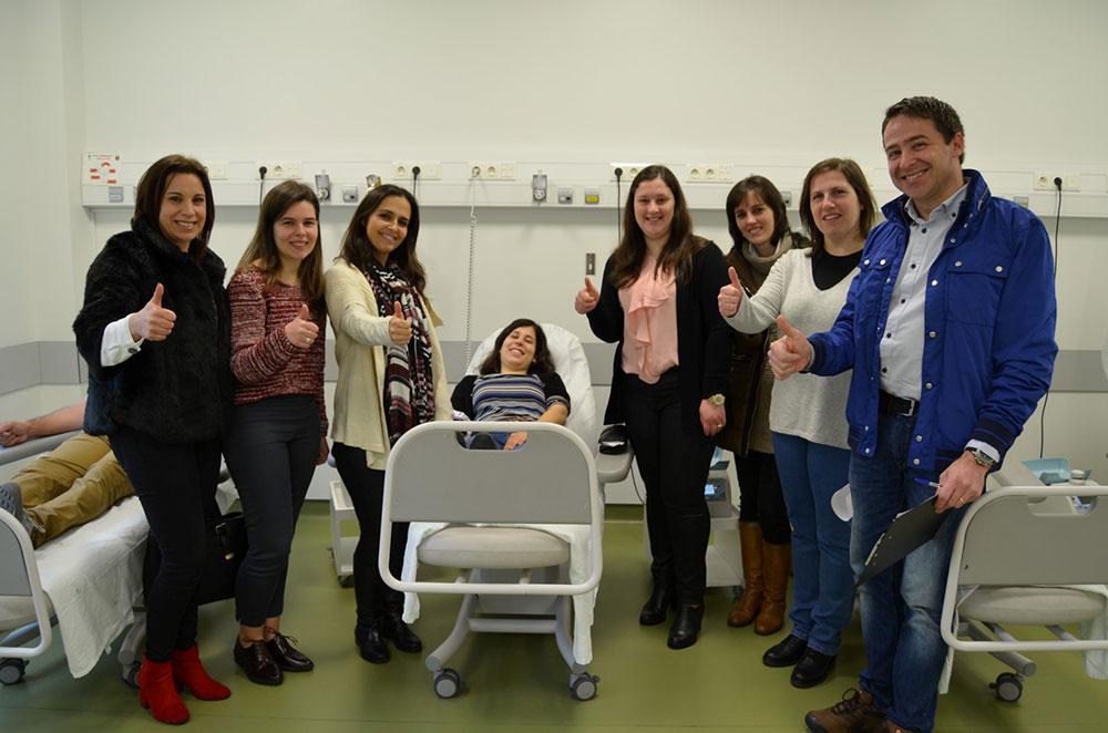 hospital-de-braga-Empresas voltaram a ser solidárias