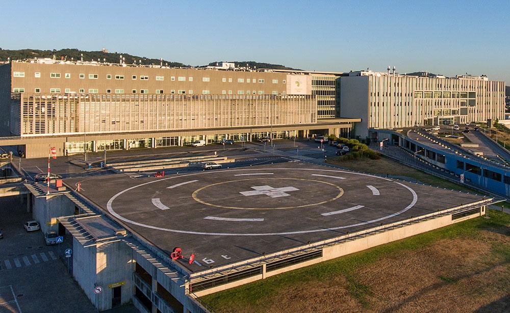 hospital-de-braga-Hospital de Braga é a 1ª entidade certificada em Portugal por sociedade europeia