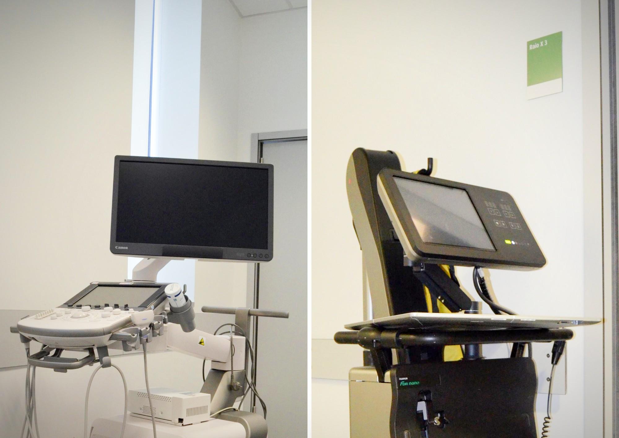 hospital-de-braga-Novo equipamento de raio-x portátil e ecógrafo