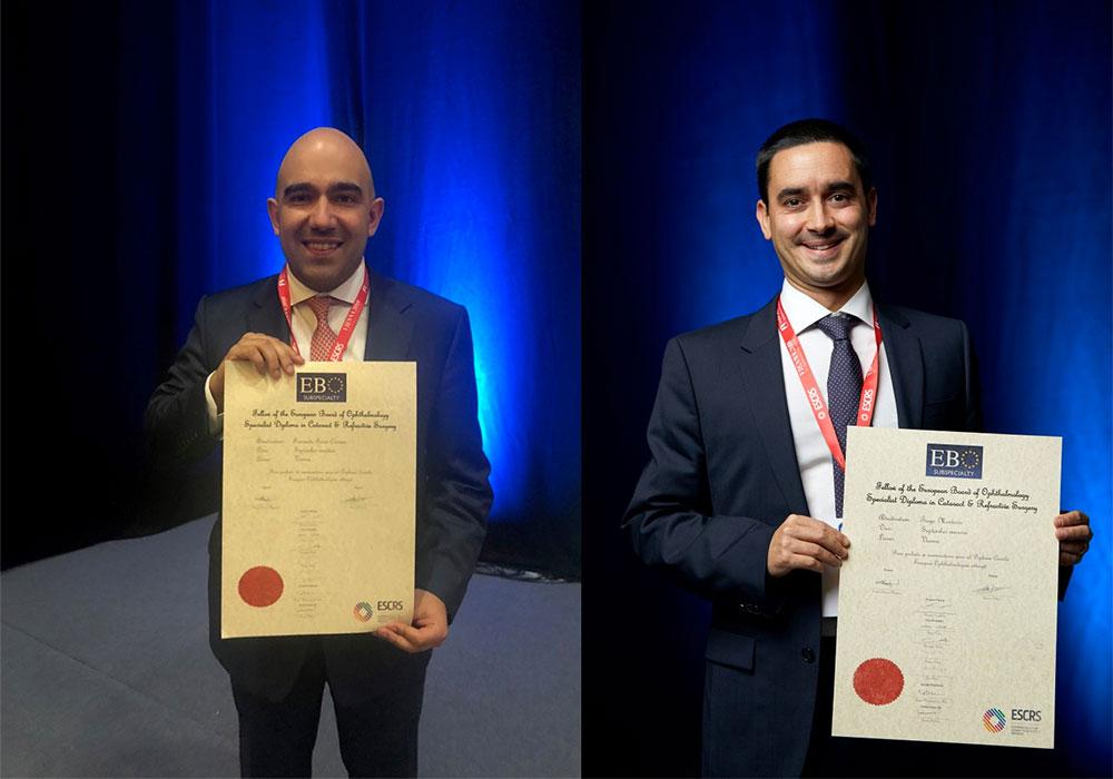 hospital-de-braga-Oftalmologistas reconhecidos internacionalmente