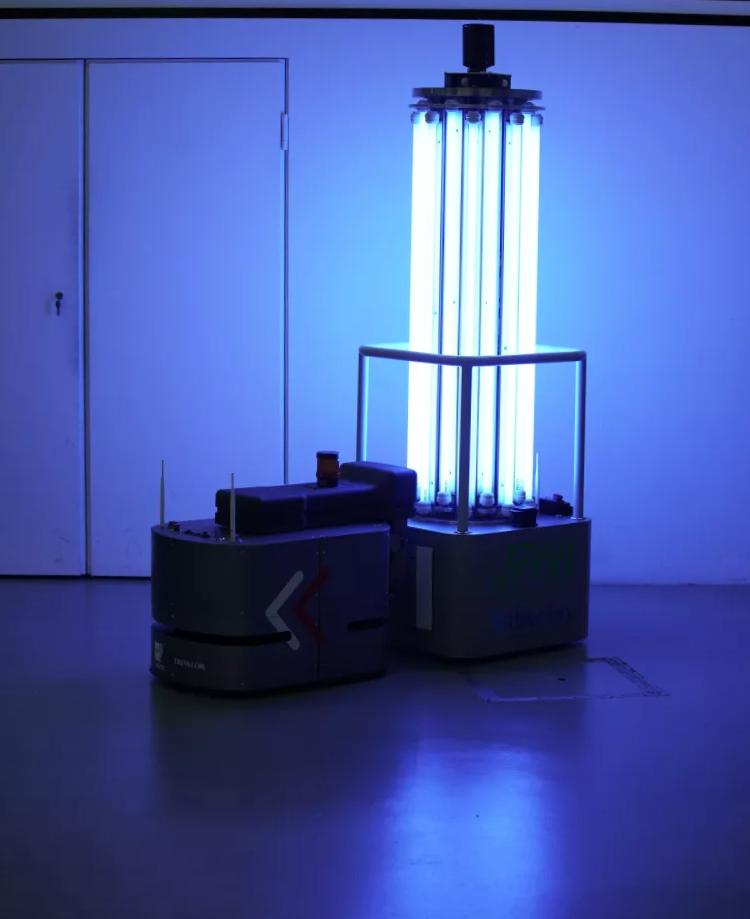 hospital-de-braga-Projeto de Robótica para Desinfeção