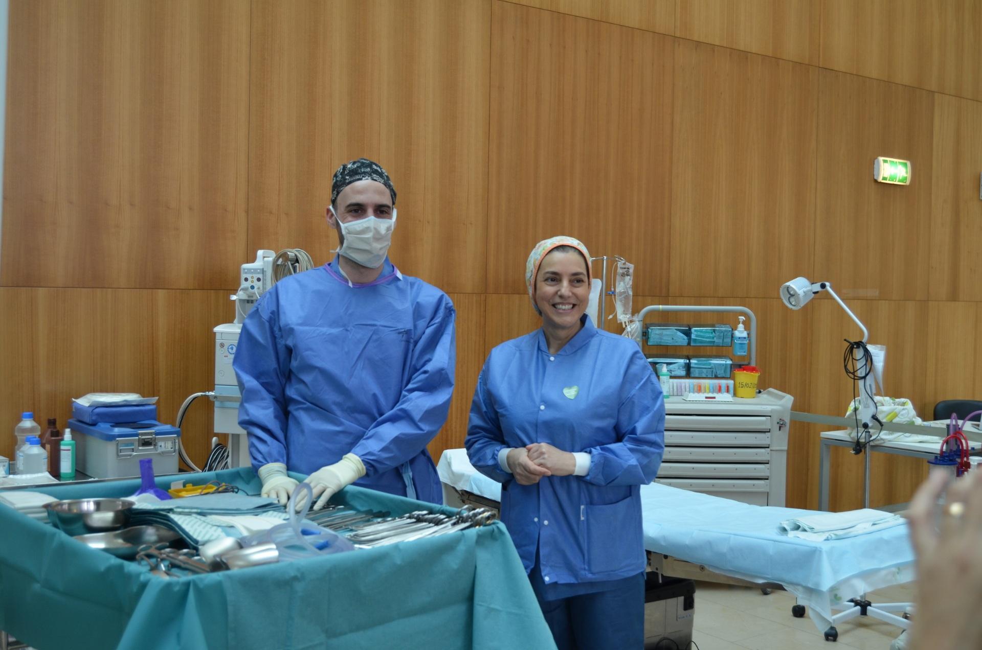 hospital-de-braga-Promovemos a familiarização com o ambiente cirúrgico